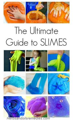 The Ultimate Guide to Slime: This has to be one of the best home product, i have ever come across .. This stuff is awesome! Perfect for getting those truly hard to reach places & corners.