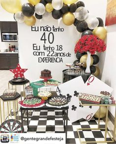 [New] The Best Home Decor (with Pictures) These are the 10 best home decor today. According to home decor experts, the 10 all-time best home decor. Adult Party Decorations, Engagement Party Decorations, Kids Party Games, Birthday Party Games, Outdoor Birthday, Halloween Food For Party, Birthday Invitations, Daniel Samuel, Festa Party