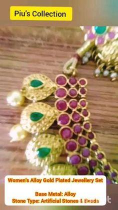 COD n REFUND WA 6290346409 Women's Jewelry Sets, Women Jewelry, Artificial Stone, Collection