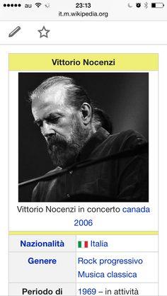 Vittorio Nocenzi