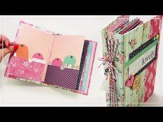 Album rilegatura con cordoncino Fai da Te - DIY Twine Binding Album - YouTube Mini Albums Scrap, Mini Scrapbook Albums, Papel Scrapbook, All Paper, Happy Mail, Book Binding, Crafts For Teens, Design Tutorials, Paper Design