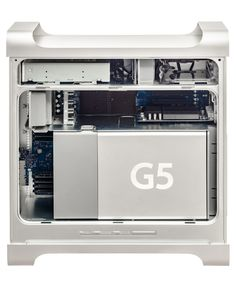 Rediscovering the beautiful design of the Apple Power Mac G5