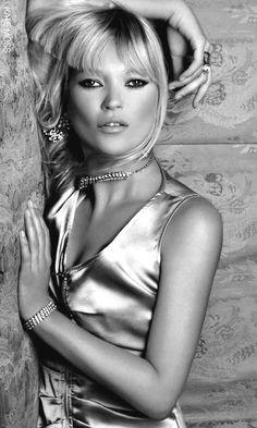 pinterest.com/fra411 #Kate Moss  2011