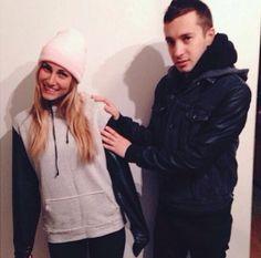 Tyler and Jenna <3