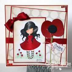 Cute Crafty idea to make with Gorjuss Girls