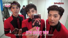 [ENG SUB] 160227 SS301 Show Champ Behind Feat Jungmin