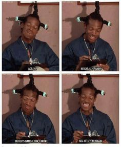 Don't be a menace #movie