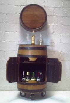 Barril bar diy