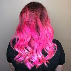 Fucsia Hair, Long Hair Styles, Beauty, Long Hair Hairdos, Long Haircuts, Long Hair Cuts, Long Hairstyles, Long Hairstyle, Long Length Hairstyles