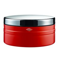 Wesco Classic Line Cookie Tin - in red