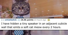 15 Subtle Ways to Mess with Your Coworkers #collegehumor #lol