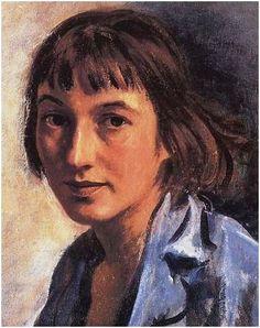 Zinaida Serebriakova Self-Portrait | Flickr - Photo Sharing!
