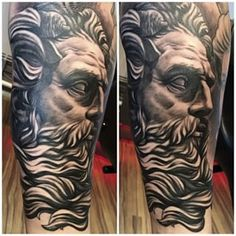 Zeus Greek God #zeus #god #greekgods #greektattoo #tattoo #tamastattoo #tattooart #the_inkmaster #inkedup #inkfreakz #thebesttattooartists