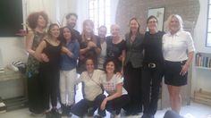 06/04 al 22/04 Chjimicazero Bologna ha partecipato ad un progetto di Erasmus per la formazione di studenti acconciatori esteri