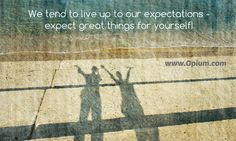 Expect great things for yourself! You can recover.