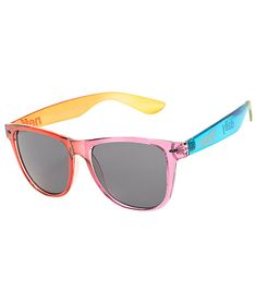 oakley sunglasses zumiez  neff daily rainbow sunglasses