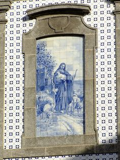 Igreja de Lordelo - oporto: azulejo