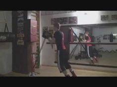Pavol Hlavačka - boxing cviky na výbušnosť