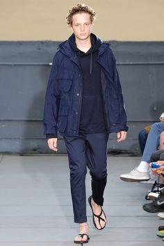 Spring 2015 Menswear - N.Hoolywood