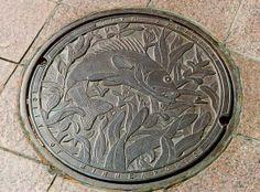 (MINNEAPOLIS) Manhole covers
