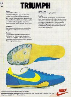 Nike's Triumph