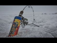 The Trigger Ice Fishing - YouTube