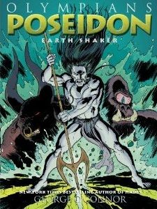 """""""Poseidon: Earth Shaker (Olympians, #5)"""" By: George O'Connor; J Graphic Novel - O'Connor http://find.minlib.net/iii/encore/record/C__Rb3038606"""