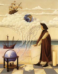 Tomasz Kostecki. Henry the Navigator's vision