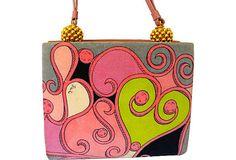 EMILIO PUCCI Vintage 60s Designer VELVET di fabulousmessvintage, $595.00