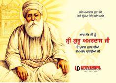 UGI pays obeisance on the occasion of Parkash Purab of 3rd Sikh Guru, Guru Amardas ji.
