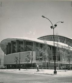 Palacio de los Deportes. Madrid | Flickr: Intercambio de fotos