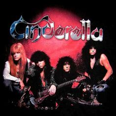 Cinderella - Night Songs..best album!