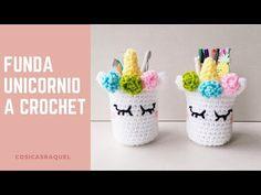 Easy Knitting, Knitting Patterns, Crochet Patterns, Crochet Unicorn Pattern, Amigurumi Tutorial, Unicorn Headband, Crochet Animals, Crochet Yarn, Diy And Crafts