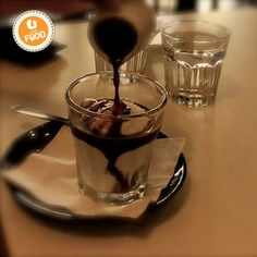 Try something new today at CAFFEine in Puchong. This cafe serves Affogato, a sweet and tasty mix of vanilla ice cream placed atop a shot of hot espresso. One cup will tame even the most discerning palate with its sweetness!  #UFood #UFoodCafe #UFoodKL #CAFFEine