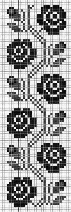 Cute Cross Stitch, Cross Stitch Bird, Cross Stitch Animals, Cross Stitch Flowers, Loom Beading, Beading Patterns, Knitting Patterns, Crochet Patterns, Cross Stitch Alphabet Patterns