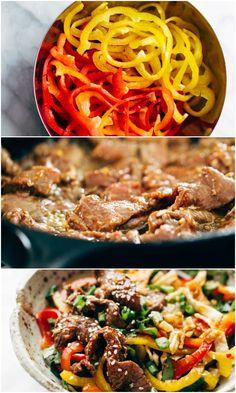 Korean BBQ Steak Recipe