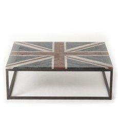 ANTHROPOLOGIE  Albion Coffee Table