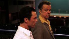 "Burn Notice 5x03 ""Mind Games"" - Michael Westen (Jeffrey Donovan) & Wallace (Michael O'Keefe)"