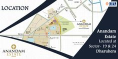 Anandam Estate is a low density #Residential #Township at sectors 19 and 24 in Dharuhera spread across 51 acres with direct access to #Alwar Bypass Rajgarh Road, linking it to Destinations like #Delhi, Sairska, Bharatpur, Deeg and #Jaipur. For more information visit here: http://goo.gl/9wI6qq