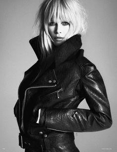 Publication: Vogue Germany April 2014 Model: Claudia Schiffer Photographer: Daniele Duella & Iango Henzi + Luigi Murenu Fashion Editor: Christiane Arp Hair: Luigi Murenu Make-up: Lloyd Simmonds