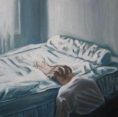 HKU Exposure 2014 — klaas Jonkman - Woman on Bed