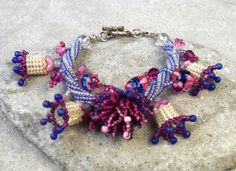 Hey, I found this really awesome Etsy listing at https://www.etsy.com/au/listing/249857443/christmas-gift-floral-bracelet-flower