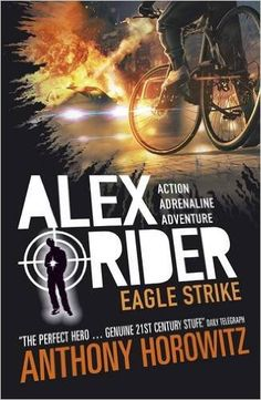 Booktopia Presents  Scorpia Rising   Alex Rider Series by Anthony     Amazon co uk Snakehead     jpg
