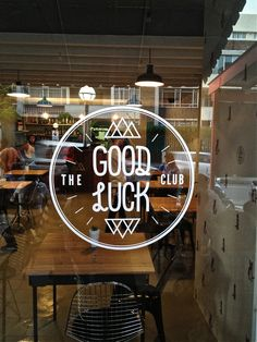 THE GOOD LUCK CLUB by Nicholas Christowitz, via Behance