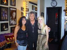 Backstage at the Opry with Marty Stuart and Jennifer Stuart. Marty's birhtday show
