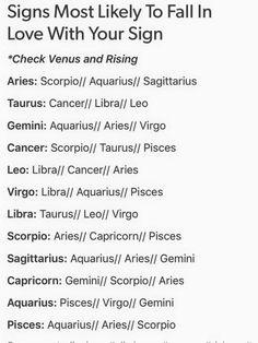 Astrology love