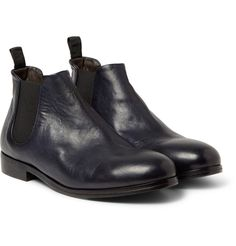 Marsell - Leather Chelsea Boots | MR PORTER