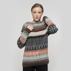 Öland strikket sweater