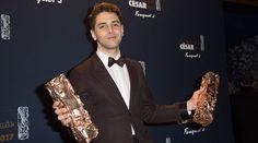 Xavier Dolan recibe el premio César a la mejor dirección por «Sólo el fin del mundo» y Céline Sciamma el premio César al mejor guion adaptado por «La vida de Calabacín» en los premios De la Academia del Cine Francés en los que «Elle» se alza con el premio César a la mejor película.