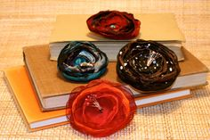 Spice up your cardigan, hat or purse with these beautiful flower brooches. Handmade in Whistler BC Tulips Flowers, Brooches Handmade, Whistler, Flower Brooch, Spice Things Up, Beautiful Flowers, Purse, Earth, Collection